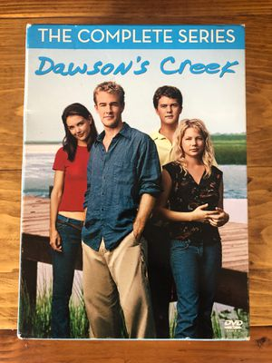 The complete series of Dawson's creek for Sale in Yucaipa, CA