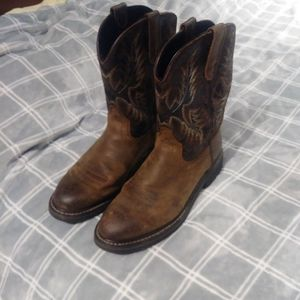 Mens Cowboy /work Boot Size 10 ATS for Sale in Seattle, WA