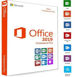 MS Office Pro Plus 2019 Included Project & Visio 64bits for Sale in Miami,  FL