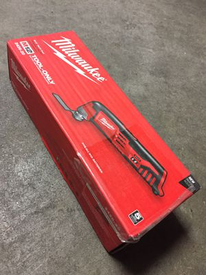 $50 • Milwaukee M12 Multitool • Tool Only for Sale in San Jose, CA