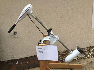 Prowler Trolling Motor. Retails $249. for Sale in West Melbourne, FL