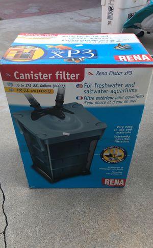 Filstar XP3 aquarium canister filter for Sale in Norwalk, CA