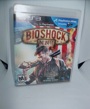 BioShock Infinite PS3 for Sale in Chicago, IL