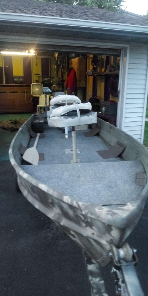 12 FT Duck Boat