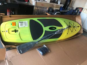 Lifetime hardshell horizon paddle board for Sale in Chula Vista, CA