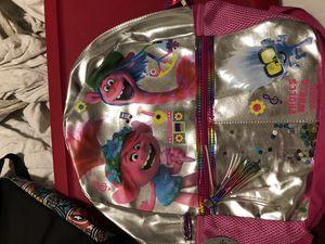 Batman Trolls and jojo Siwa backpacks for Sale in Lynnwood, WA