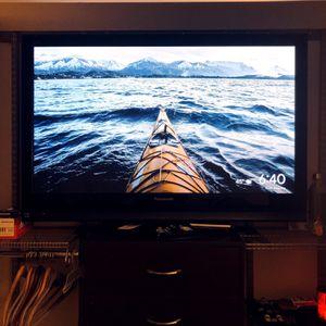 Panasonic 45 inch flatscreen Tv for Sale in Everett, WA