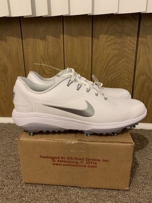 Nike React Golf Shoes Size 10.5 for Sale in Gibsonton, FL