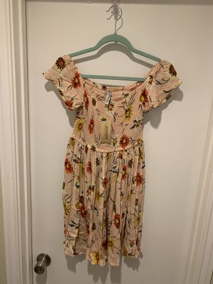 American Rag Yellow Smocked Baby Doll dress for Sale in Carrollton, TX