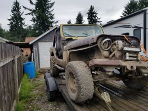 1980 cj7 for Sale in Tacoma, WA