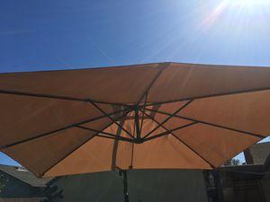 10x10 hunbrella new good condition for Sale in Huntington Beach, CA