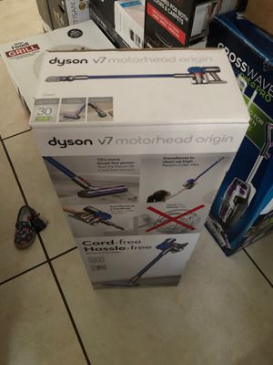 Dyson V7 Origin Cordleas Vacuum for Sale in Orlando, FL