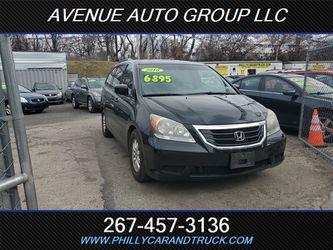 2010 Honda Odyssey EX-L w/DVD for Sale in Philadelphia,  PA