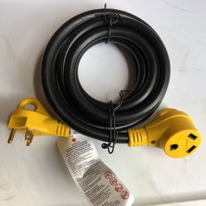 30 Amp Extension Power Cord 10ft New for RV Travel Trailer Camper for Sale in Miami, FL