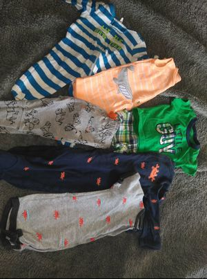 Boy clothes newborn-18 months for Sale in Brooksville, FL