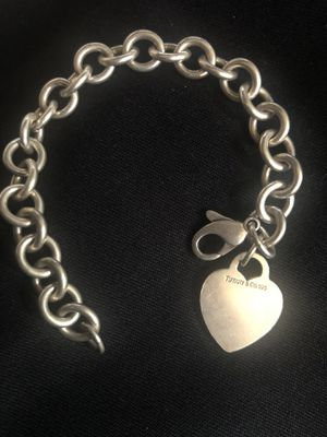 Tiffany Co. 925 charm bracelet for Sale in Los Angeles, CA