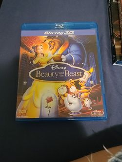 Beauty And The Beast 3D for Sale in Cape Coral,  FL