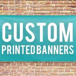 Custom Banners - Design Included - Many Sizes - Price Varies for Sale in Morristown, TN