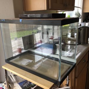 20 Gallon Fish Tank for Sale in Seattle, WA