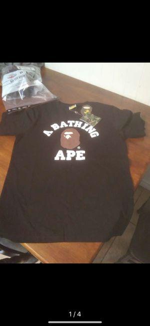 BAPE SHIRT SIZE MEDIUM for Sale in DeBary, FL