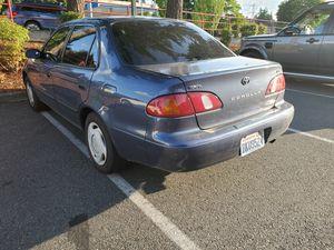 Toyota Corolla 00 for Sale in Bellevue, WA
