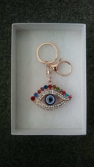 Evil Eye Protection Purse Hook Charm for Sale in Schiller Park, IL