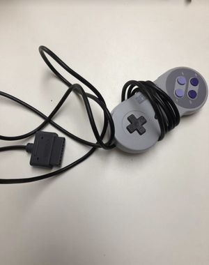 Original Super Nintendo Game Controller for Sale in Adamstown, MD