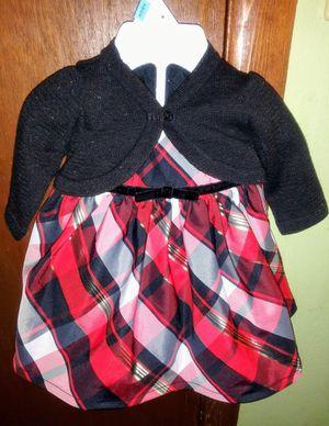 Newborn Holiday Dress for Sale in Hoquiam, WA