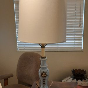 Vintage Mid Century Lamp for Sale in Gaithersburg, MD
