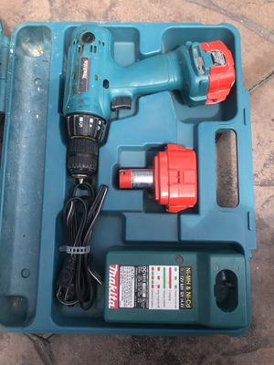 Makita cordless drill for Sale in San Diego, CA