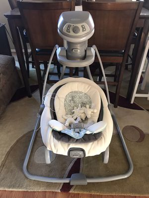 Grace Duetsoothe Baby Swing for Sale in Henderson, NV