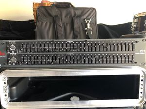 DBX 231 Graphic equalizer for Sale in Surprise, AZ