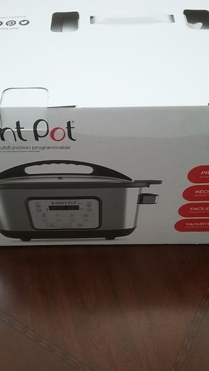 Instant Pot for Sale in Temecula, CA