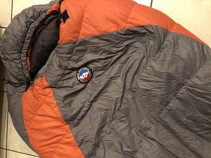 Big Agnus 15° Mystic sleeping bag for Sale in Stanton, CA