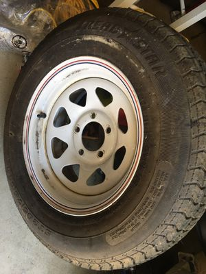 Trailer wheel st205/75d14 for Sale in San Diego, CA