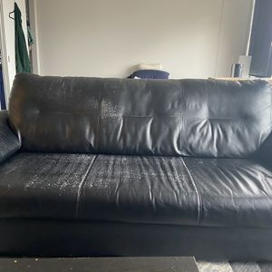 Comfortable Memory Foam Sofa With A Cover for Sale in Chicago, IL