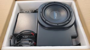 SSV WORKS class D mono amplifier/ powered subwoofer for Sale in Orange, CA