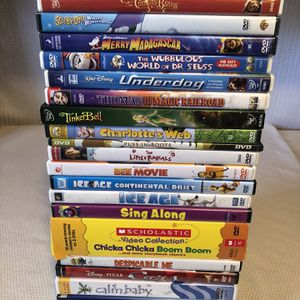 26 Childrens DVD Assortment for Sale in McHenry, IL