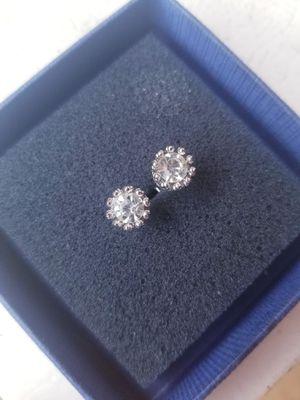 Crown Diamond Earrings for Sale in Gresham, OR
