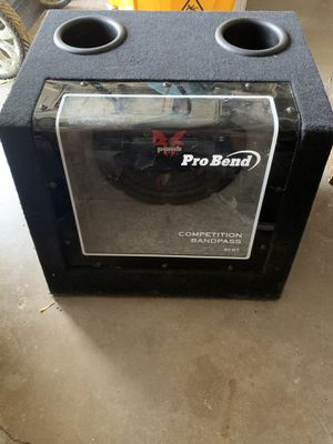 Rockford Fosgate 12in Subwoofer for Sale in Irving, TX