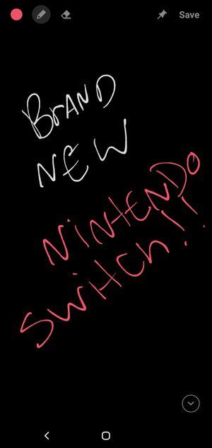 BRAND NEW NINTENDO SWITCH for Sale in Hemet, CA