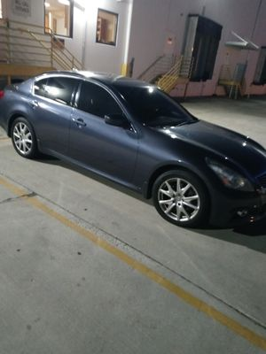 Infiniti stock rims and tires for Sale in Columbia, MD
