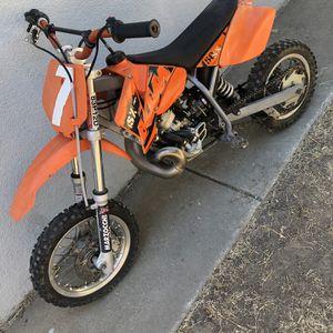 KTM 50 Dirtbike for Sale in Sacramento, CA