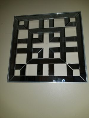 Two beautiful wall decorations/ mirror for Sale in Miami, FL