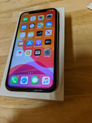 Apple iPhone X 256GB Grey Verizon Unlocked for Sale in Denver, CO