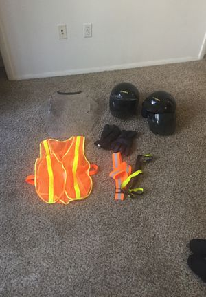 Assorted Motorcycle Accessories for Sale in Phoenix, AZ