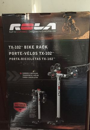 2 Bicycle Bike Rack For Sale Rola TX 102 for Sale in Roswell, GA