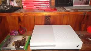 Xbox one s 3 games and turtle Beach headset for Sale in North Ridgeville, OH