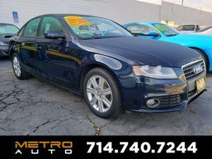 2011 Audi A4 for Sale in La Habra, CA