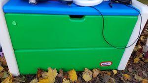 Kids toy box for Sale in Burlington Township, NJ